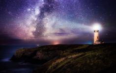 Lighthouse on the Rock by Derek Kind on 500px