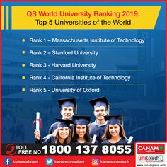 Dream big; start working with small steps. So if you are dreaming of going abroad for higher education, start planning from today. Do some research about the best colleges and universities of the world and study programs of your interest. If you feel confused, come and take guidance from the expert team of #CanamConsultats - #BestStudyAbroadConsultants