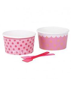 Pink N Mix - Taças Gelado/Doces
