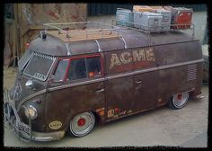 VW Van... XBrosApparal Vintage Motor T-shirts, VW Beetle & Bug T-shirts, Great price
