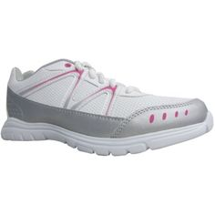 Women's Essential Light Weight Athletic Shoe, Size: 6, White