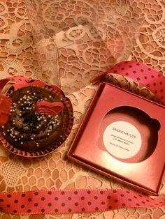 Caixa Presente Cupcake