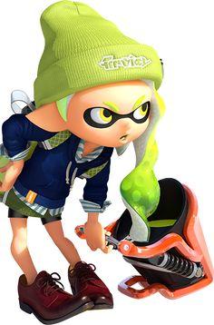 イカリング2 | スプラトゥーン2 | Nintendo Switch | 任天堂