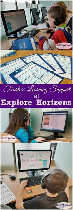 Fearless Learning Support at Explore Horizons / Engaging & customized tutoring help in the Dallas-Fort Worth Area #AD #fearlesslearning #fearlesswriter #fearlesstesttaker #fearlessmath
