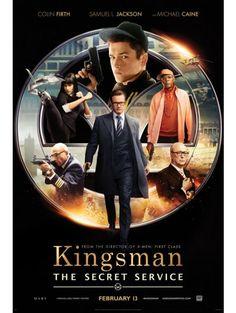 Kingsman: Serviço Secreto  (Kingsman: The Secret Service) é um filme de espionagem de ação e comédia, dirigido por Matthew Vaughn ( X-Men: ...