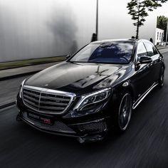Brabus Rocket 900 - Mercedes-Benz S 65 AMG (Instagram @theofficialbrabus)