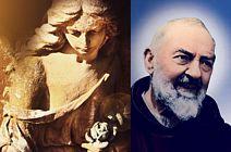 Ojciec Pio wysyłał swoje anioły do pomocy. Miał z nimi niezwykłą relację Statue, Audi A6, Bible, Projects, Sculptures, Sculpture