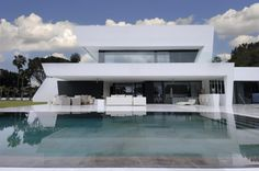 SOTOGRANDE HOUSE by A-cero #Architects