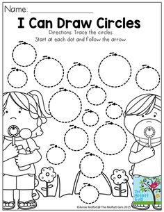 Preschool Learning Activities, Preschool At Home, Preschool Printables, Preschool Worksheets, In Kindergarten, Preschool Activities, Preschool Shapes, Free Preschool, Printable Worksheets