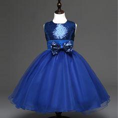 $28.00 (Buy here: https://alitems.com/g/1e8d114494ebda23ff8b16525dc3e8/?i=5&ulp=https%3A%2F%2Fwww.aliexpress.com%2Fitem%2FGirls-Dresses-Summer-2016-Sequin-Princess-Dress-Wedding-Dresses-Flower-Girl-Dresses-Girls-Party-Dresses-Ball%2F32708257842.html ) Girls Summer 2016 Sequin Princess Dress,Wedding Dresses,Flower Baby Little Girls Party Dresses Ball Gown/A-line,Free Shipping for just $28.00