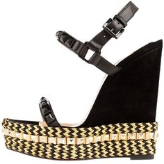 mens louboutin sneakers for sale - Wedges on Pinterest | Platform Wedge, Shoes Sandals and Wedge Sandals