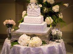 Kristi's Wedding Cake