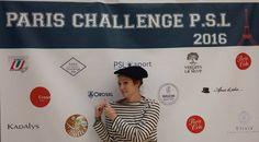 Orcival, sponsor of Paris challenge, student sports competition set up by #sorbonne    uinversity