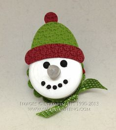 SHARING CREATIVITY and COMPANY: Stampin' Up! 3D Christmas Party ...