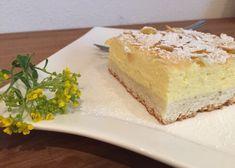 Kuchen-Rezepte - Backen mit Christina Vanilla Cake, Cheesecake, Food Porn, Meals, Baking, Sweet, Desserts, Recipes, Strudel