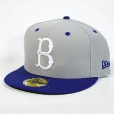 Brooklyn Dodgers Team Flip 59fifty New Era Fitted Hat cap fca43319d056