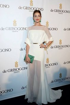 Ana Beatriz Barros at the de Grisogono Party during the 66th Cannes International Film Festival