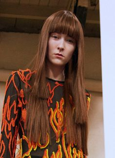 From Bjork twists and French pleats to Seventies revivals, these are our stand-out hair trends from the Pre-Fall 2016 collection look books. Acne Studios, French Pleat, Classic Hairstyles, Madame, Vogue Paris, Fashion Week, Hair Trends, Beauty Hacks, Dreadlocks