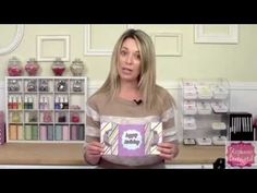 ▶ How to Make a Gate Fold Card using a Sizzix Stand-up Die by Stephanie Barnard - YouTube