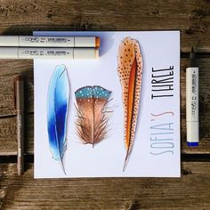 WEBSTA @ anna.rastorgueva - Sofia's three today#copicart #sketchbook #sketch…