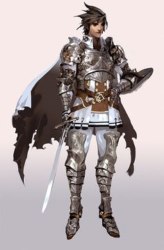 Lewis_L采集到角色_盔甲
