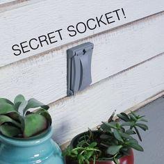 This Hiding Spot For Your House Key Is Genius #hidden #key #hack #DIY