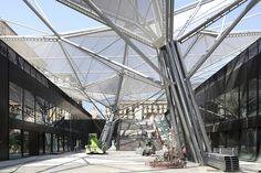 Piazza Garibaldi / Dominique Perrault Architecture
