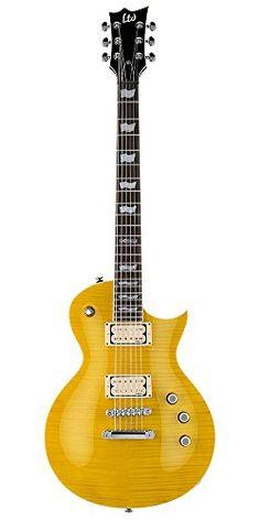 ESP LTD EC-401VF Lemon Drop DiMarzio -- Want to know more, click on the image.