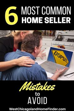 It pays to do your homework upfront in order to avoid the most common seller mistakes. Real Estate Articles, Real Estate Information, Home Selling Tips, Selling Your House, Sell Your House Fast, Moving Tips, Real Estate Marketing, Social Media, Mistakes