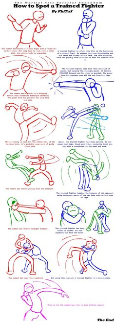 How To Spot A Trained Fighter by PhiTuS Ok you have to like this! How do you spot a train fighter? Looks to me after you have been knocked on your butt! Martial Arts Techniques, Self Defense Techniques, Survival Life, Survival Skills, Survival Prepping, Writing Tips, Writing Prompts, Essay Writing, Systema Martial Art