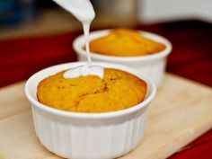 Pumpkin Spice Breakfast Cakes