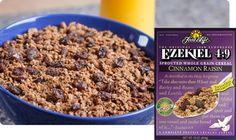 Ezekiel 4:9 Cinnamon Raisin Whole Grain Cereal | Food For Life