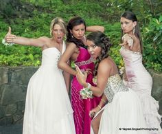 Prom Photography gotta have a funny picture with your girls!