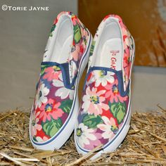 https://flic.kr/p/pXcjq1 | Cath Kidston shoes | Blogged at Torie…