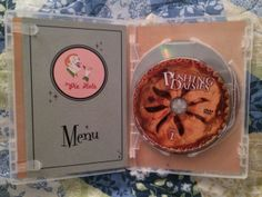 <3 the DVDs look like Pies