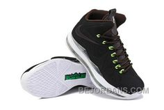 http://www.bejordans.com/60off-big-discount-854215613-nike-lebron-10-2013-black-white-green-running-shoes.html 60%OFF! BIG DISCOUNT! 854-215613 NIKE LEBRON 10 2013 BLACK WHITE GREEN RUNNING SHOES Only $78.00 , Free Shipping!