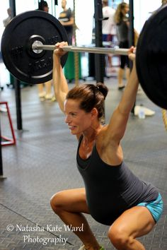 It is more and more common to see a woman doing CrossFit while pregnant. With a little common sense and good coaching, it is healthy and safe.