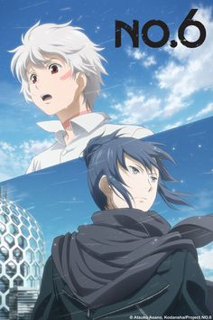 Crunchyroll - No. 6 Full episodes streaming online for free