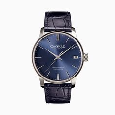Preview: Christopher Ward C9 5 Day Automatic (40mm) | The Time Bum