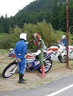 Masked Rider V3 !!