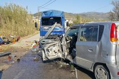 Another fatal accident on Crete