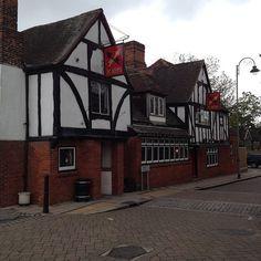 Cross Keys Pub, #Dagenham #essex