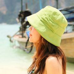 Hat, Apparel Accessories, [Meeting] Korean version of the super-gifted lady summer hat sun hat sun hat cotton hat leisure