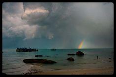 Rainbow in Koh Samui