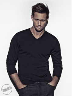 In my opinion Alex should have been cast as Christian Grey! Can you say yummy!!!!