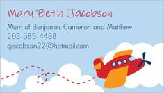 1000 ideas about Business Cards for a Kid on Pinterest