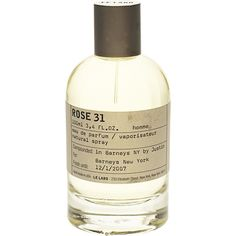 Le Labo Fragrance. Freshly hand made fragrance. Sometime, you have to look up the story about the guys who started this brand... they really just listen to their hearts and don't let anybody get them off course.