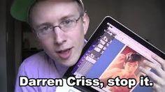 seriously Darren.