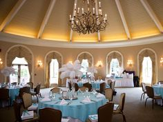 beautiful color and setup!  I would like tall centerpieces that stand out, so simple but yet so elegant. A little bit of silver added will be a great enhancement with the tiffany blue!   Blue symbolizes love and fidelity. Tiffany blue is defiantly the color I would love to have for my wedding.