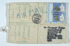 MailArt by Riikka Ikonen